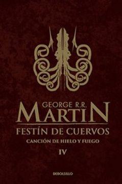portada 4. Festin de Cuervos  Cancion de Hielo y Fuego
