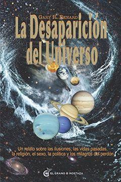 portada La Desaparicion del Universo