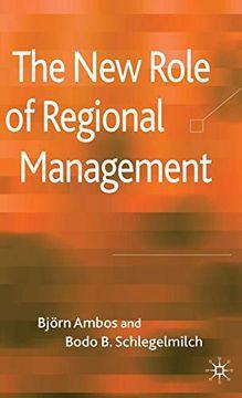 portada The new Role of Regional Management (libro en Inglés)