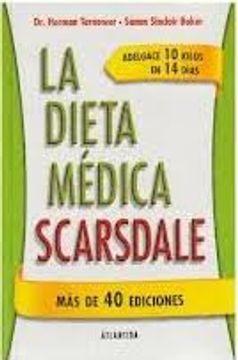 portada La Dieta Medica Scarsdale