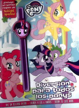 portada My Little Pony - Diversión Para Todos los Ponys