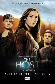 portada The Host: (la Huésped) (Fuera de Coleccion Suma. )