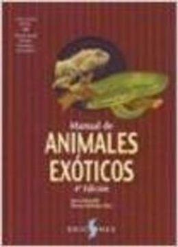 portada Manual De Animales Exoticos (4ª Ed.)