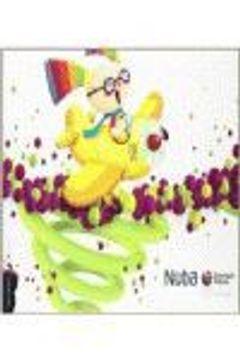 portada Infantil 3 años Nuba (Segundo Trimestre) (Dimensión Nubaris)