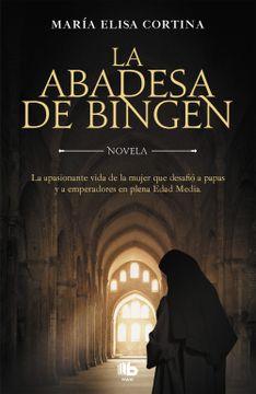 portada La Abadesa de Bingen