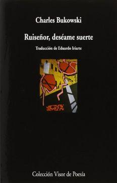 portada Ruiseñor, Deséame Suerte