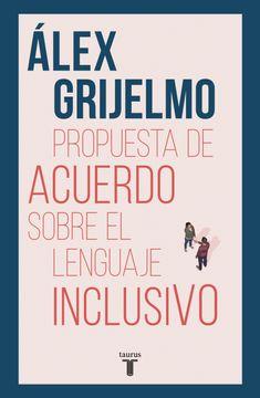 portada Propuesta de acuerdo sobre el lenguaje inclusivo