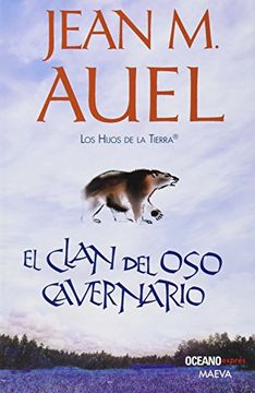 portada Clan del oso Cavernario, el
