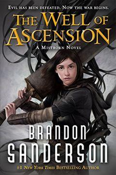 portada The Well of Ascension: A Mistborn Novel (libro en Inglés)