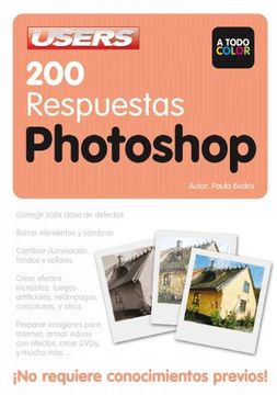 portada 200 Respuestas Photoshop
