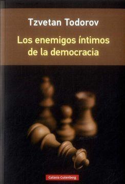 portada Los Enemigos Íntimos de la Democracia