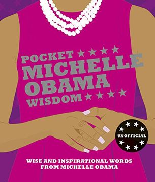 portada Pocket Michelle Obama Wisdom: Wise and Inspirational Words from Michelle Obama