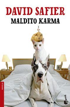 portada Maldito Karma