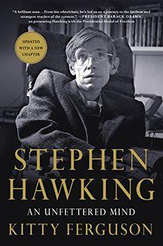 portada Stephen Hawking: An Unfettered Mind (libro en inglés)