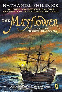 portada The Mayflower and the Pilgrims' new World (libro en Inglés)
