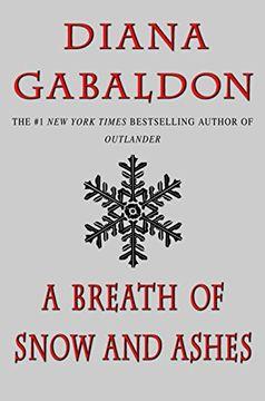 portada A Breath of Snow and Ashes (Outlander) (libro en Inglés)