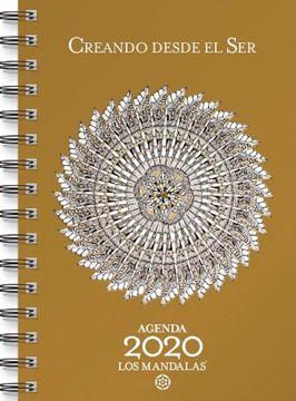 portada Mandalas 2020, Agenda Anillada