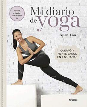portada Mi Diario de Yoga: Cuerpo y Mente Sanos en 4 Semanas