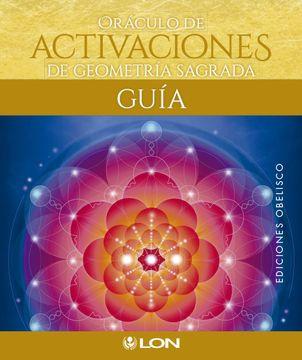 portada Oraculo de Activaciones de Geometria Sagrada