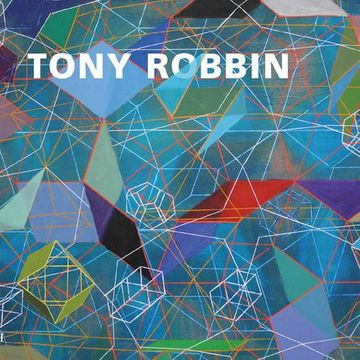 portada Tony Robbin: A Retrospective (libro en Inglés)
