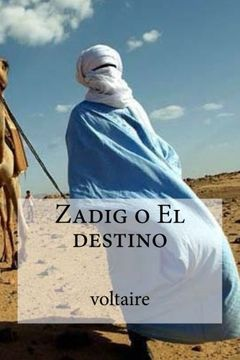 portada Zadig o El destino (Spanish Edition)