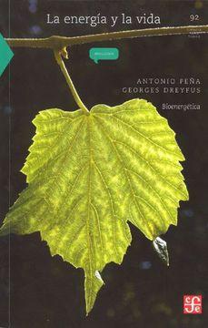 portada La Energía y la Vida. Bioenergética