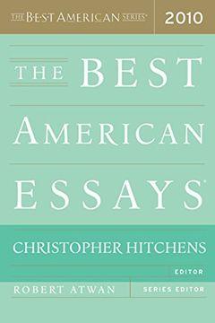 portada The Best American Essays (libro en Inglés)