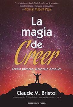portada Magia de Creer, la