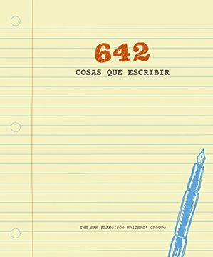portada 642 Cosas que Escribir