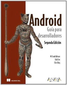 portada Android. Guía Para Desarrolladores (Segunda Edición) (Anaya Multimedia