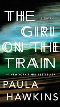 portada The Girl on the Train: A Novel (libro en Inglés)