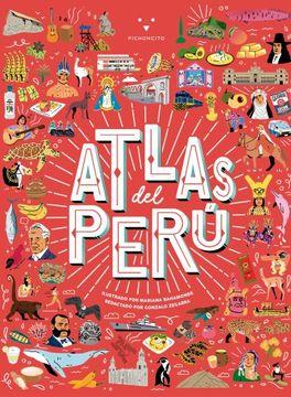 portada Atlas del Perú