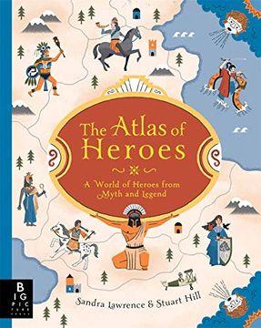 portada The Atlas of Heroes (libro en Inglés)