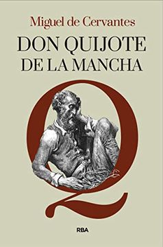portada Don Quijote de la Mancha (Ficcion General)