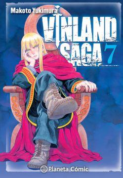 portada Vinland Saga 7