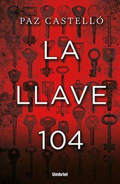 portada La Llave 104 (Umbriel Narrativa)