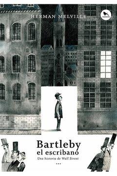 portada Bartleby el Escribano
