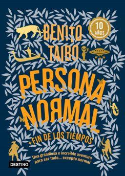 portada Persona normal (Edición de aniversario)