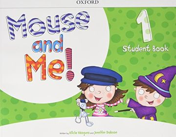 portada Mouse and Me!  Level 1: Student Book Pack (libro en Inglés)
