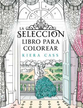portada La Seleccion. Libro Para Colorear