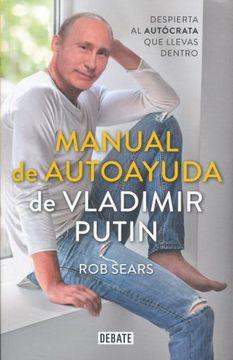 portada Manual de Autoayuda de Vladimir Putin