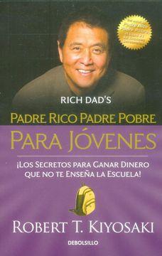 portada Padre Rico, Padre Pobre Para Jovenes