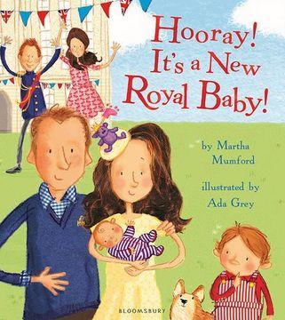 portada Hooray! It's a New Royal Baby!