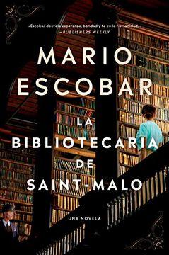 portada La Bibliotecaria de Saint-Malo