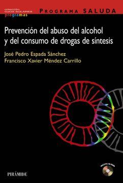 portada Programa Saluda. Prevención del Abuso del Alcohol y del Consumo de Drogas de Síntesis (Ojos Solares - Programas)