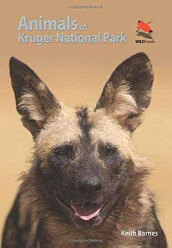portada Animals of Kruger National Park (Princeton University Press (WILDGuides))