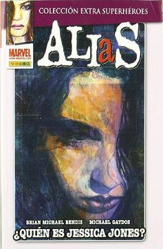 portada Alias: Quien es Jessica Jones