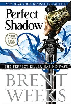portada Perfect Shadow (Night Angel) (libro en Inglés)