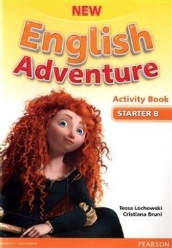 portada English Adventure -Starter Activity Book b **New Edition**