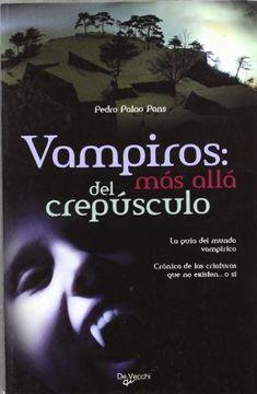 portada Vampiros: Más Allá del Crepúsculo